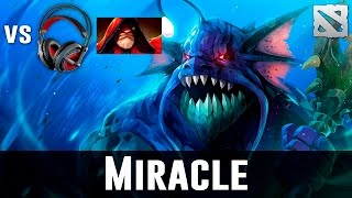 Miracle Slardar vs Ear Rape Warlock Dota 2