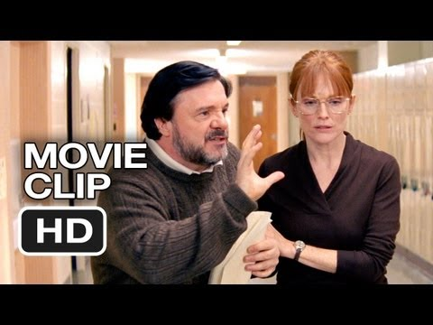 The English Teacher Movie CLIP - Put On A Play (2013) - Lily Collins, Julianne Moore Movie HD