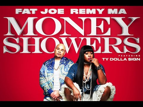 Fat Joe, Remy Ma ft. Ty Dolla $ign - Money Showers (Lyrics)
