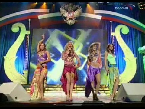 группа Блестящие - А я всё летала, Пальмы парами (Щит и Лира, 2006)