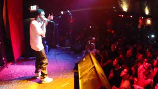 Curren$y - Life Under the Scope - Live in San Jose 2