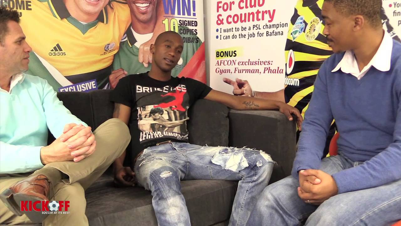 On The Kick Off Couch With Anele Ngcongca Youtube