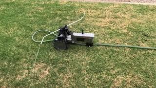 Holman Tractor Sprinkler