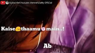 zinda rahke kya karu   Ashiqui 3   ''Kaise thamu mai ab is dil ko'' Whatsaap status 👇👇Download⬇🔄