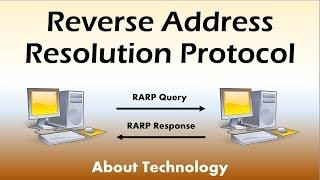 What is RARP (Reverse Address Resolution Protocol) - Working of RARP Protocol