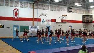 river valley middle school cheerleading