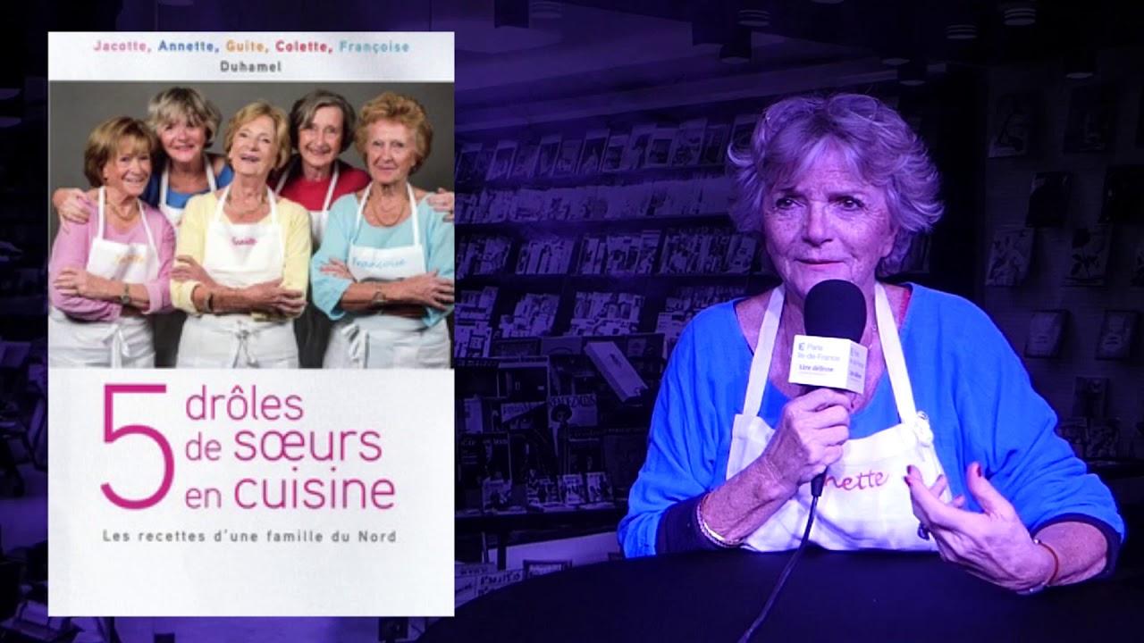 Salon Du Livre Du Touquet 2019 Annette Duhamel 5 Doles De Soeurs En Cuisine
