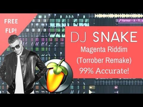 DJ SNAKE - Magenta Riddim (Torrober Remake) [FREE FLP!]