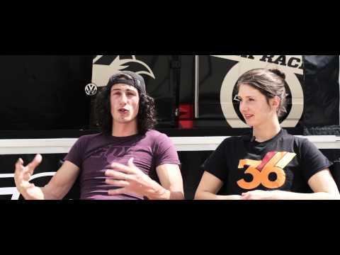 FOX - Ride the Pro´s Bike -Interview with Manon Carpenter & Josh Bryceland