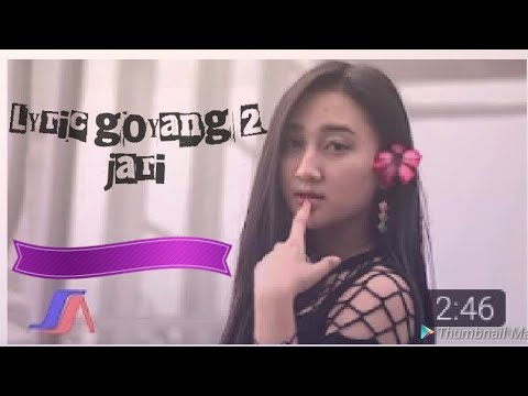 Sandrina - Goyang 2 Jari ( Official Music Vidio Lyric )