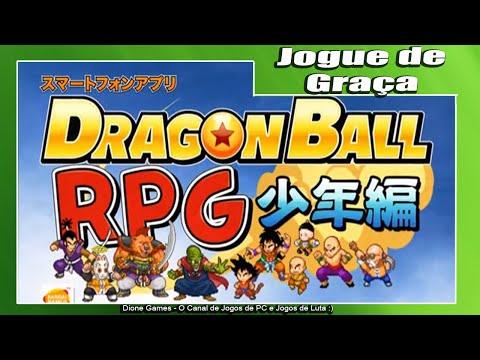 DRAGON BALL RPG - 15 Minutos Com o Jogo - Confira Agora! (PC/Gratuito/Dione Games/PT-BR)