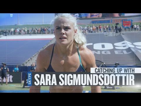 4dbec3a4c Catching Up With Sara Sigmundsdottir