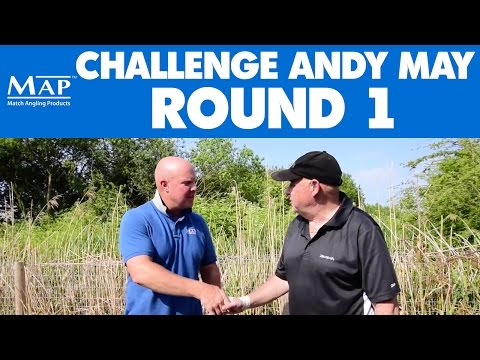 Challenge Andy May... Round 1 - Mark Dickinson @ Westlands