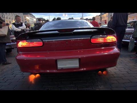 THE ANGRIEST SOUNDING CAMARO EVER! - Flames, Revs, Amazing V8 Sound