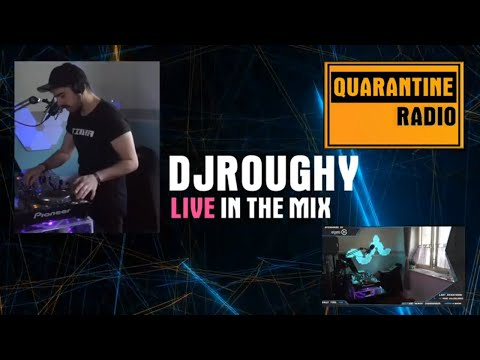 Quarantine Radio 24/7 Jovian Live Mix Electro/House/Dance/Chill