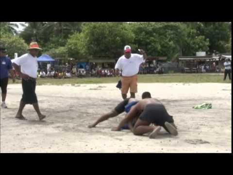 Kiribati Kaunrabwata 2014 Part 2