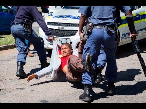 Rhodes University Arrests 28 September 2016