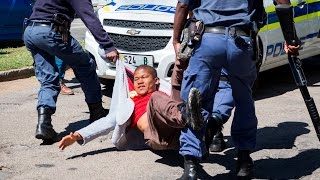 Rhodes University Arrests 28 September 2016