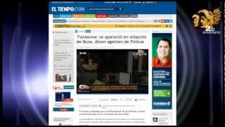 FANTASMA DE LA ESTACIÓN DE BOSA CASO RESUELTO COLOMBIA OXLACK