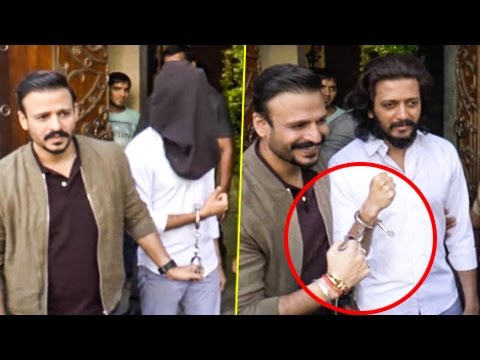 SHOCKING News Vivek Oberoi Catches Thief Red-Handed In His House