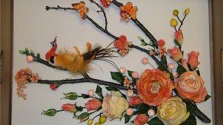 Чо сделать с лепестками роз для украшения дома. Красивый декор из сухих роз