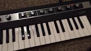 Yamaha Reface CP has a secret acoustic piano!!