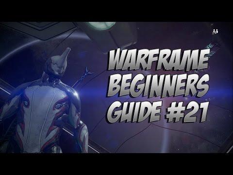 Warframe : Beginner Guide 2.0 Episode 21 Playing Trinity & Defeating Raptor