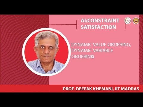Dynamic Value Ordering, Dynamic Variable Ordering