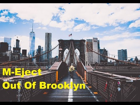 M-Eject - Out Of Brooklyn @ PDJ Radio [deep house / tech house mix]