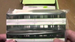 グリーンマックス 京阪9000系 トータルセット 開封