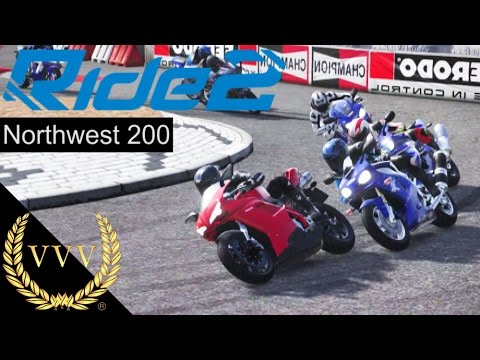 ride 2 northwest 200 race on ps4 youtube. Black Bedroom Furniture Sets. Home Design Ideas