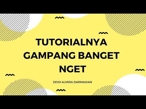 Simple Tutorial Hijab Kondangan - Dewi Almira