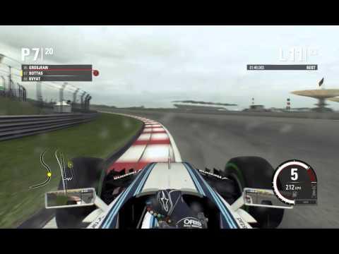 F1 2015: Malaysia 50%