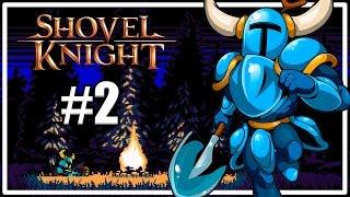Недружелюбные шипы [Shovel Knight #2]