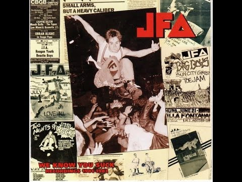 Jfa - We Know You Suck