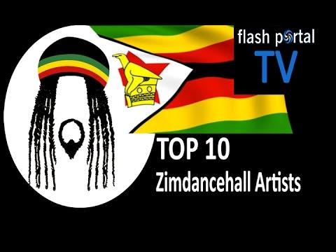 Top 10 Zimdancehall Artists