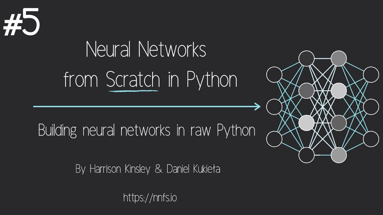 Neural Networks from Scratch - P.5 Hidden Layer Activation Functions