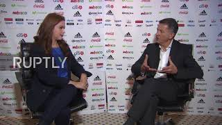 Russia: mexico boss says players must ...