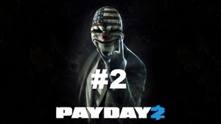 PayDay 2 #02 - Bilderrahmen Raub Multiplayer [Deutsch] [HD+] Gameplay
