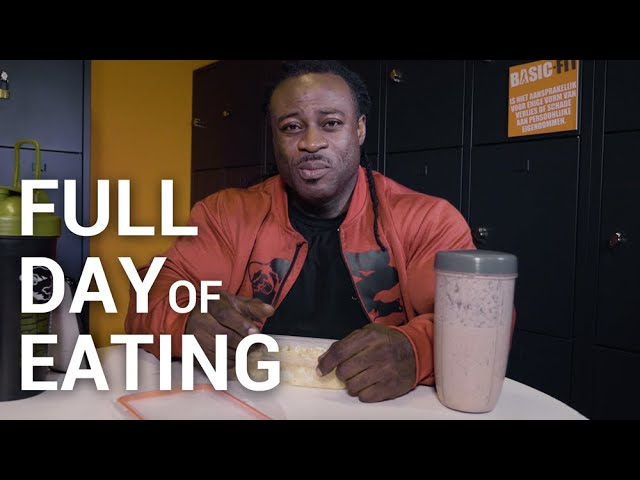 Full Day of Eating | William Bonac | 7 Weeks out Arnold Ohio 2020 Standard quality (480p)