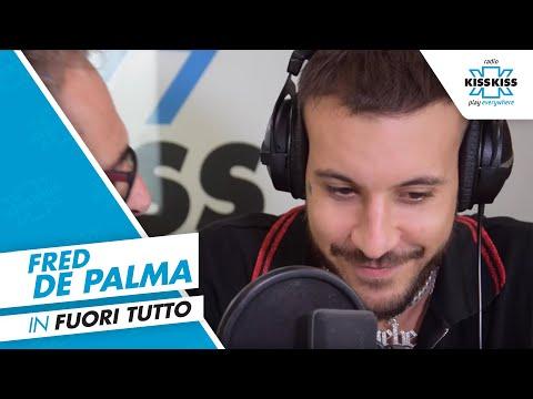 "Fred De Palma a Radio Kiss Kiss: ""Dio benedica il reggaeton!"""