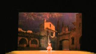 Don Quixote (Act III)- Bridesmaid variation -2013. Performed by Elisa Toro Franky