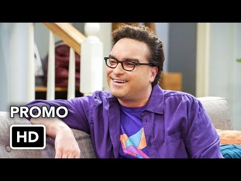 "The Big Bang Theory 11x16 Promo ""The Neonatal Nomenclature"" (HD)"