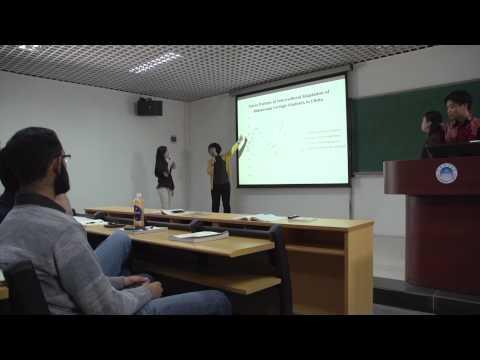 The Scenery of South China University of Technology (华工拍摄花絮
