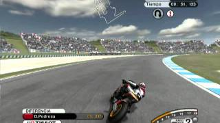 Vuelta rápida motegi (moto gp 08 para pc)