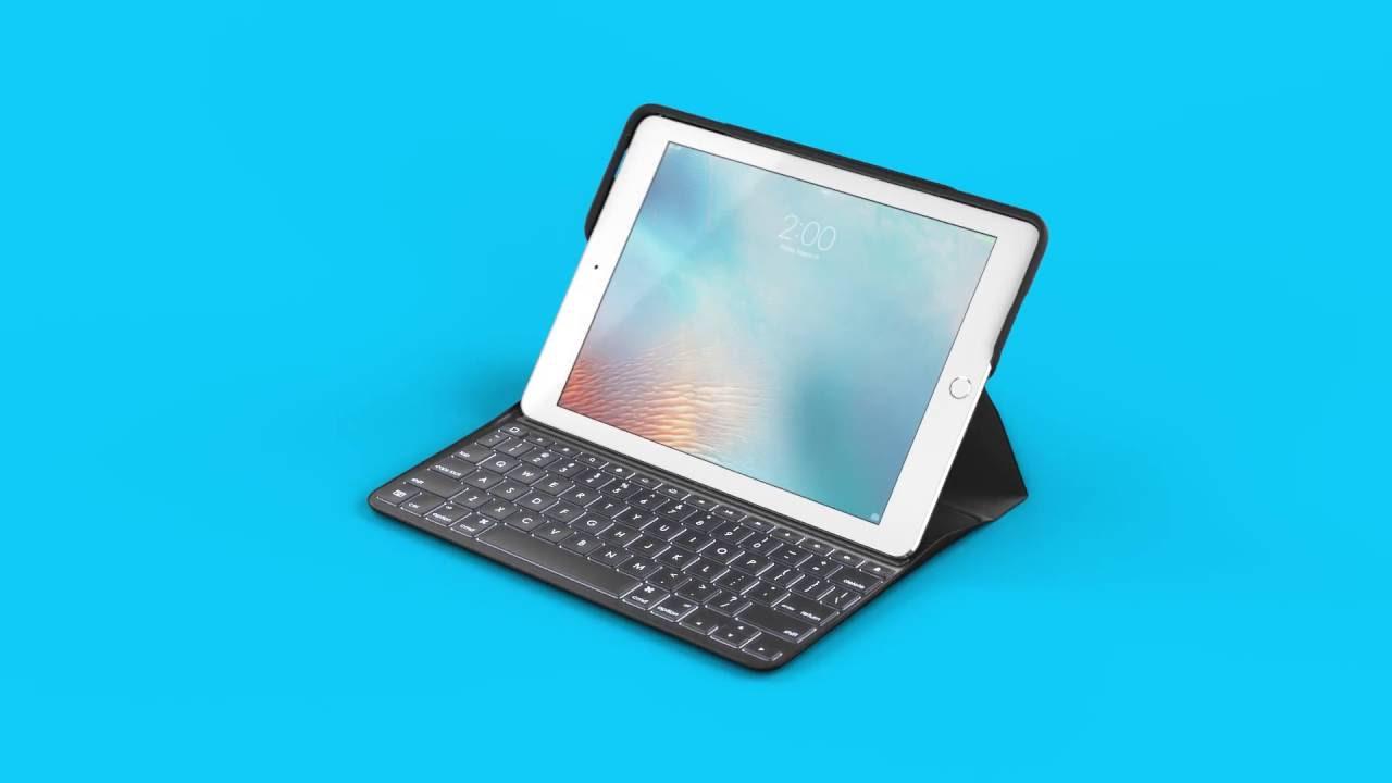 a5aa0d57c77 Logitech 'Create' iPad Pro Keyboard Includes iOS Shortcuts - PCMag UK.