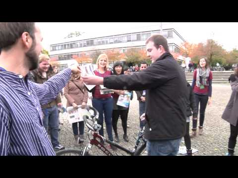 Studying at the University of Göttingen: Introduction Days for International Students 2013