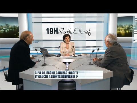 Débat Ruth Elkrief : Jacques Séguéla et André Bercoff