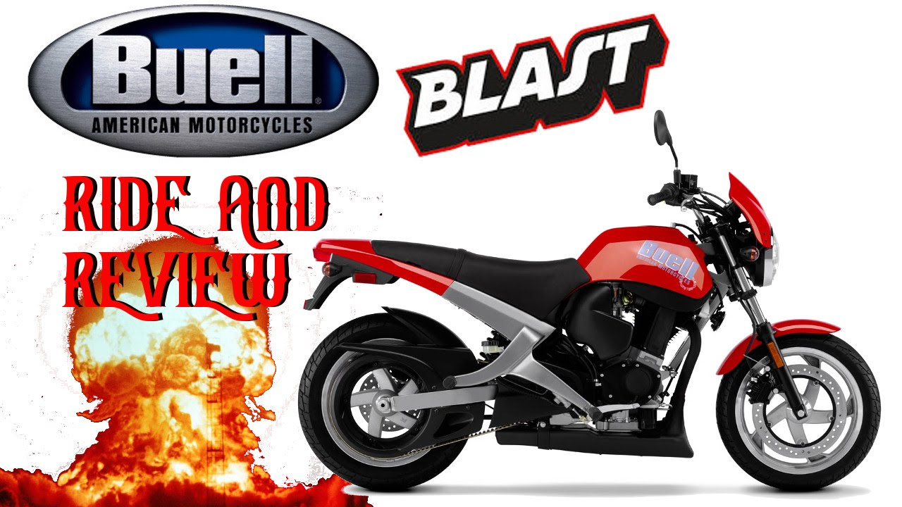 2006 Buell Blast - Ride and Review - Should this be your first?