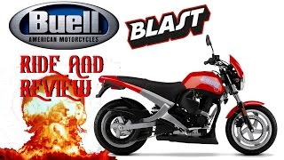 2006 buell blast ride and review should this be your first